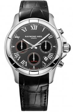 Raymond Weil Parsifal Mens watch, model number - 7260-stc-00208, discount price of £2,125.00 from The Watch Source