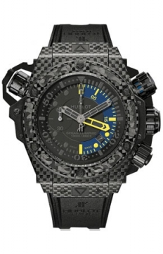 Hublot King Power Oceanographic 1000 48mm Mens watch, model number - 732.qx.1140.rx, discount price of £16,400.00 from The Watch Source
