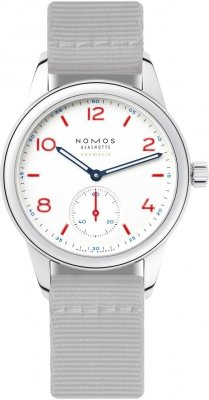 Nomos Glashutte Club Neomatik 37mm 744 watch