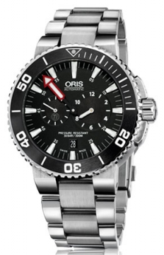 Oris Regulateur Der Meistertaucher Mens watch, model number - 0174976777154-Set, discount price of £1,595.00 from The Watch Source