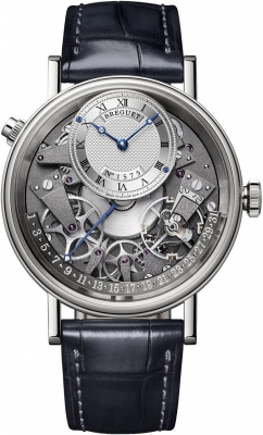 Breguet Tradition Automatic Retrograde Date 40mm 7597bb/g1/9wu watch