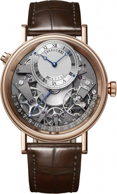 Breguet Tradition Automatic Retrograde Date 40mm 7597br/g1/9wu watch