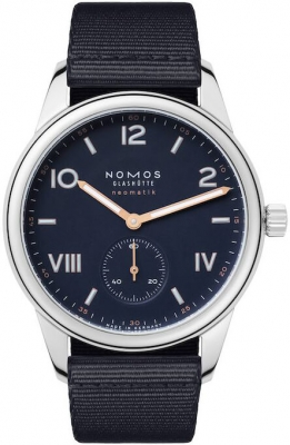 Nomos Glashutte Club Campus Neomatik 39 39.5mm 768 watch