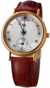 Breguet Classique Perpetual Calendar Mens watch, model number - 7717ba/1e/986, discount price of £43,120.00 from The Watch Source