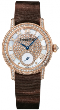Audemars Piguet Ladies Jules Audemars Manual Wind Ladies watch, model number - 77229or.zz.a082mr.01, discount price of £32,850.00 from The Watch Source