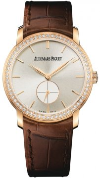 Audemars Piguet Ladies Jules Audemars Manual Wind Ladies watch, model number - 77239or.zz.a088cr.01, discount price of £16,740.00 from The Watch Source