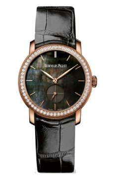 Audemars Piguet Ladies Jules Audemars Manual Wind Ladies watch, model number - 77240or.zz.a001cr.01, discount price of £18,450.00 from The Watch Source