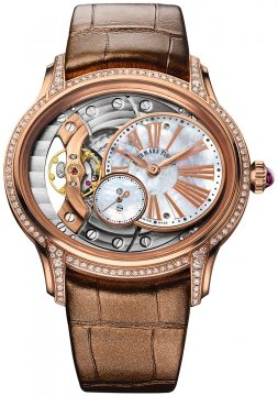 Audemars Piguet Ladies Millenary Hand Wound 77247or.zz.a812cr.01 watch
