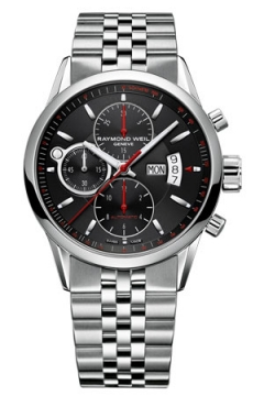 Raymond Weil Freelancer Mens watch, model number - 7730-st-20041, discount price of £1,795.00 from The Watch Source