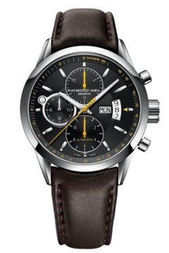 Raymond Weil Freelancer Mens watch, model number - 7730-stc-20021, discount price of £1,780.00 from The Watch Source