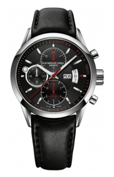 Raymond Weil Freelancer Mens watch, model number - 7730-stc-20041, discount price of £1,795.00 from The Watch Source