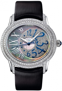 Audemars Piguet Ladies Millenary Automatic Ladies watch, model number - 77303bc.zz.d007su.01, discount price of £55,170.00 from The Watch Source