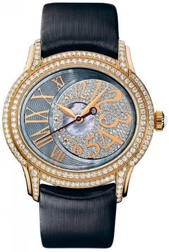 Audemars Piguet Ladies Millenary Automatic Ladies watch, model number - 77303or.zz.d009su.01, discount price of £53,460.00 from The Watch Source