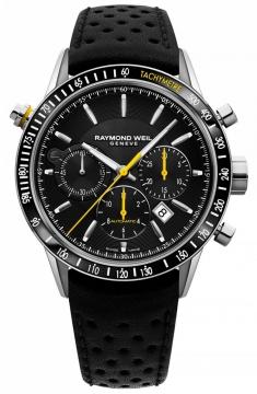 Raymond Weil Freelancer Chronograph 7740-sc1-20021 watch