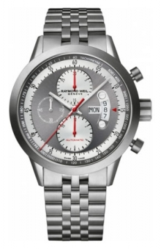 Raymond Weil Freelancer Mens watch, model number - 7745-ti-05659, discount price of £2,230.00 from The Watch Source