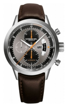 Raymond Weil Freelancer Mens watch, model number - 7745-tic-05609, discount price of £2,170.00 from The Watch Source
