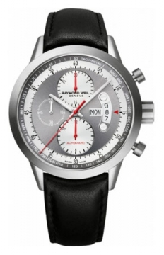 Raymond Weil Freelancer Mens watch, model number - 7745-tic-05659, discount price of £2,230.00 from The Watch Source