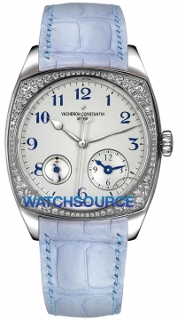 Vacheron Constantin Harmony Dual Time Automatic 37mm 7805s/000g-b052 watch