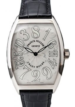 Franck Muller Casablanca Automatic 7851 CH - white gold watch