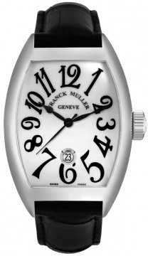 Franck Muller Cintree Curvex Mens watch, model number - 7851 SC DT AC, discount price of £6,240.00 from The Watch Source