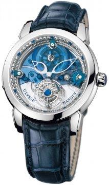 Ulysse Nardin Royal Blue Mystery Tourbillon 41mm 799-80 watch