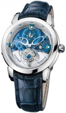 Ulysse Nardin Royal Blue Mystery Tourbillon 41mm 799-81 watch