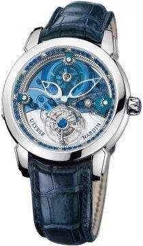 Ulysse Nardin Royal Blue Mystery Tourbillon 41mm 799-82 watch