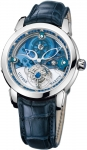 Ulysse Nardin Royal Blue Mystery Tourbillon 41mm 799-82 watch