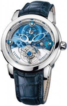 Ulysse Nardin Royal Blue Mystery Tourbillon 43mm 799-90 watch