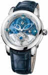 Ulysse Nardin Royal Blue Mystery Tourbillon 43mm 799-91 watch