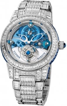 Ulysse Nardin Royal Blue Mystery Tourbillon 43mm 799-99BAG-8BAG watch