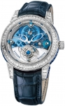 Ulysse Nardin Royal Blue Mystery Tourbillon 43mm 799-99BAG watch