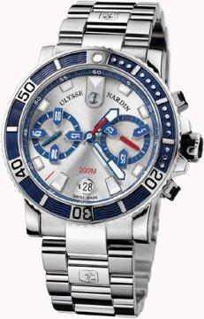 Ulysse Nardin Maxi Marine Diver Chronograph 8003-102-7/91 watch