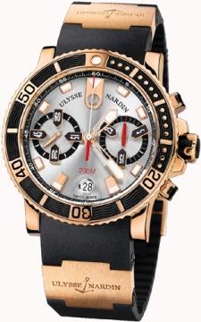 Ulysse Nardin Maxi Marine Diver Chronograph 8006-102-3a/91 watch