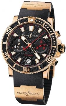 Ulysse Nardin Maxi Marine Diver Chronograph 8006-102-3a/926 watch