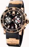 Ulysse Nardin Maxi Marine Diver Chronograph 8006-102-3a/92 watch