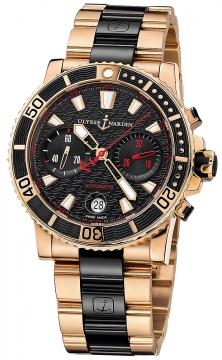 Ulysse Nardin Maxi Marine Diver Chronograph 8006-102-8c/926 watch