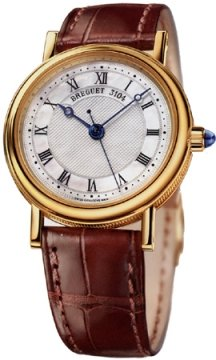 Breguet Classique Automatic - Ladies Ladies watch, model number - 8067ba/52/964, discount price of £9,435.00 from The Watch Source