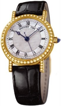 Breguet Classique Automatic 30mm Ladies watch, model number - 8068ba/52/964.dd00, discount price of £13,515.00 from The Watch Source