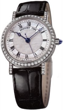 Breguet Classique Automatic 30mm Ladies watch, model number - 8068bb/52/964.dd00, discount price of £12,830.00 from The Watch Source