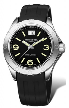 Raymond Weil Sport Mens watch, model number - 8100-SR1-05207, discount price of £520.00 from The Watch Source