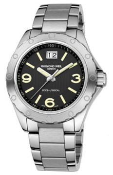 Raymond Weil Sport Mens watch, model number - 8100-ST-05207, discount price of £635.00 from The Watch Source