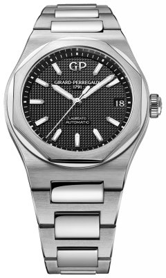 Girard Perregaux Laureato Automatic 42mm 81010-11-634-11a watch