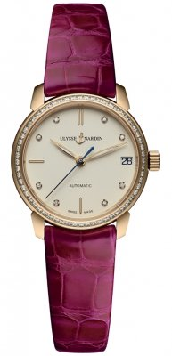 Ulysse Nardin Lady Classico 31mm 8106-116B-2/990 watch