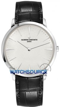 Vacheron Constantin Patrimony Grand Taille 40mm Mens watch, model number - 81180/000g-9117, discount price of £15,255.00 from The Watch Source