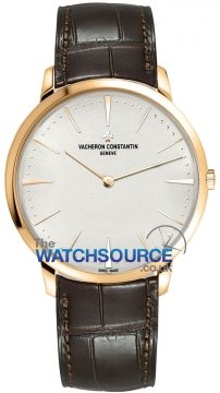 Vacheron Constantin Patrimony Grand Taille 40mm Mens watch, model number - 81180/000j-9118, discount price of £14,400.00 from The Watch Source