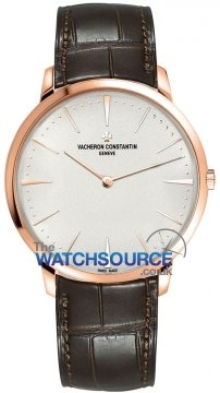 Vacheron Constantin Patrimony Grand Taille 40mm Mens watch, model number - 81180/000r-9159, discount price of £14,400.00 from The Watch Source