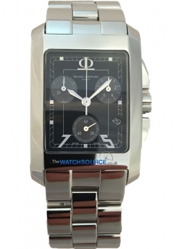 Baume & Mercier Hampton Chronograph Mens watch, model number - 8126, discount price of £890.00 from The Watch Source