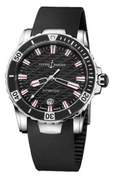 Ulysse Nardin Lady Diver 40mm Ladies watch, model number - 8153-180-3/02, discount price of £4,343.00 from The Watch Source