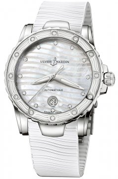 Ulysse Nardin Lady Diver 40mm 8153-180e-3/10 watch
